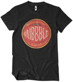 Holy cow, this Dribbble tee is the balls. $22