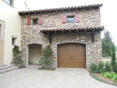 038 Eden Coast Modified Leatherwood W 5 Garage Door S Carriage House Doors