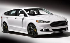 Cool Ford Fusion 2012