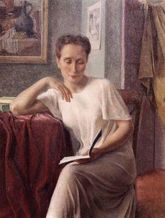 Louis Buisseret (1888-1956, Belgian)