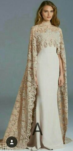 Crochet veil-stunning!