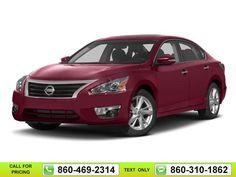 2013 Nissan Altima 2.5 SL 53k miles $15,988 53267 miles 860-469-2314 Transmission: Automatic  #Nissan #Altima #used #cars #LombardFord #Barkhamsted #CT #tapcars