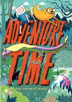 I like the fact that the artwork for the cartoon adventure is drawn by different artist which end up varying in style