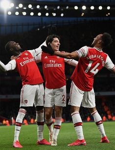 Arsenal Fc Players, Arsenal Pictures, Arsenal Wallpapers, Hector Bellerin, Pierre Emerick, Soccer Pictures, Good Soccer Players, Fa Cup, Great Team
