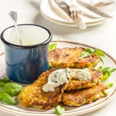 Paleo Zucchini Fritters   Paleo Grubs