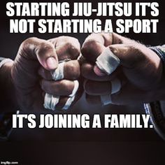 Absolutely!  Love my BJJ familia!