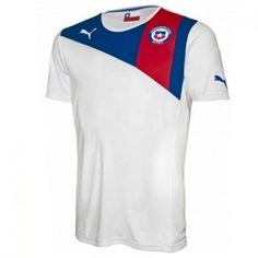 72baec49fc La selección de Chile 2012 13 Away Camiseta futbol  360  - €16.87    Camisetas de futbol baratas online!