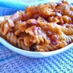 Tomato and Bacon Pasta Bake Recipe - Allrecipes.com