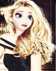 Elsa ❄️ this is beyond beautiful.