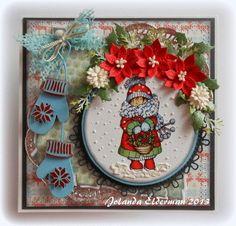 Jolanda's Crea-Blogg: Winter