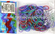 Gemstones (Limited Edition) | Rainbow loom