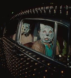 New York in the '80s, Steven Siegel. If you know me you know I love masks