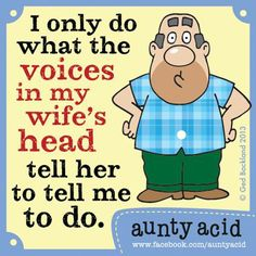 We call him 'Walt the wise'...  Don't forget to check out your #FREE brand spanking NEW Aunty Acid GoComics today, http://www.gocomics.com/aunty-acid #Humor #Dreams
