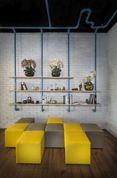 One Azure marketing office by Hello Embryo, Jakarta – Indonesia » Retail Design Blog