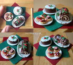 •• Pasteles de Navidad por PetitPlat - Stephanie Kilgast, a través de Flickr