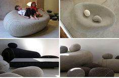 Strange furniture | Livingstones (Images courtesy Electro^plankton)
