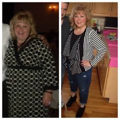 Sue's amazing transformation!