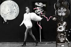 glass Mag Editorial with Photography by Niclas Heikkinen & Styling by Agata Belcen / Quentin Jones