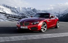 BMW Zagato Coupe might be produced in a limited run