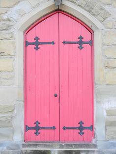 church door, ironton ohio