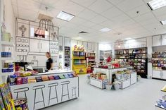 Candy Store. Great concept and design.