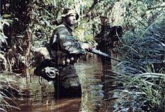 Recon Teams in Vietnam | 15) Below: RT unknown, period unknown