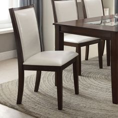 Acme Furniture Eastfall Side Chair - Set of 2 - 71912