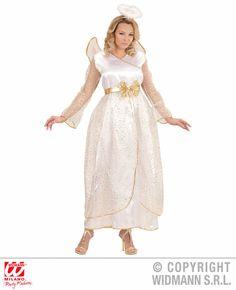 Hemelse engel dames engelen jurk