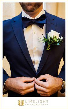 Navy Blue Groom, Navy Blue Tuxedos, Navy Blue Bow Tie, Navy Blue Suit, Navy Suits, Suits With Bow Ties, Navy Suit Groom, Blue Groomsmen Suits, Bow Tie Suit