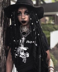 Black Grunge, Black Goth, Grunge Goth, Emo Goth, Dark Fashion, Gothic Fashion, Latex Fashion, Fashion Men, Street Fashion