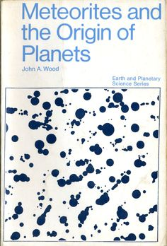 Meteorites and origin of planets ©1968