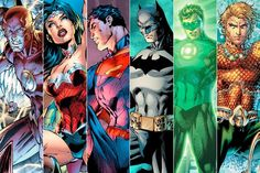 'Justice League' Lineup Revealed?