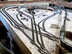 Model Railway Information You Won't Discover Anyplace Else N Scale Model Trains, Model Train Layouts, Scale Models, Train Ho, Escala Ho, Model Railway Track Plans, Standard Gauge, Hobby Trains, Real Model