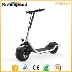 Nuevos productos calientes para 2016 C2 Citycoco harley vespa scooter eléctrico de la motocicleta