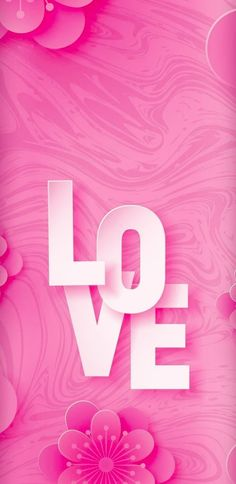 Love Wallpaper, Beautiful Pictures, Valentines, Bows, Symbols, Letters, My Love, Day, Pink