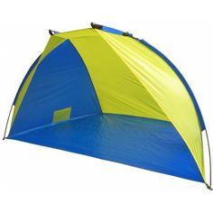 stan plážový 220x115x120cm modro/žlutý Outdoor Gear, Tent, Camping, Sports, Campsite, Hs Sports, Store, Tents, Sport