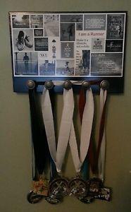 Running Medal Display Boards | eBay