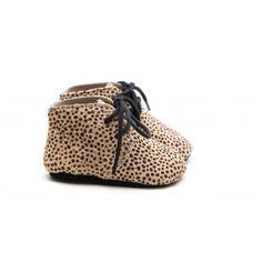 Mockies Classic Boots Cheetah LIMITED - Mockies.nl