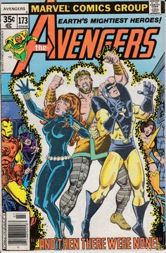 Avengers 173 July 1978 Issue  Marvel Comics  Grade by ViewObscura
