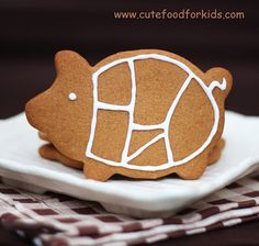 Cute Food For Kids?: Butcher's Cookies