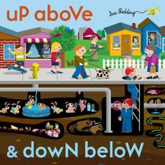 Up Above and Down Below by Sue Redding