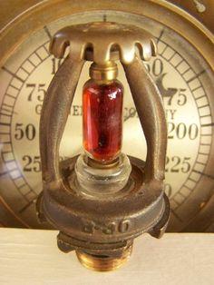 1930 Grinnell Fire Sprinkler