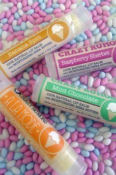 Crazy Rumors Natural Vegan Parlour Lip Balm Collection (Vogue.com UK)