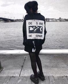 Photo by @ramalamax • • • #grunge #palegrunge #softgrunge #darkgrunge #girl #tumblrgirl #grungegirl #tumblr #black #alwaysblack…