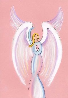 Genevieve Get your own intuitive angel drawing from www.angelsco.nl ♥