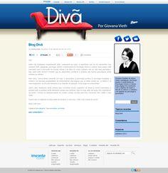 Blog Divã de Giovana Vieth  http://www.blogsoestado.com/diva/
