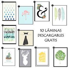 10 Laminas gratis