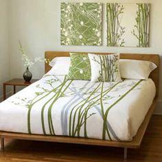 Trees bedding