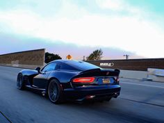 "Our Client's 2014 Dodge SRT Viper we did on 20"" 360 Forged SL10 Concave Wheels. www.WheelsPerformance.com"