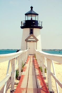 Brant Lighthouse, Nantucket, Massachusetts.
